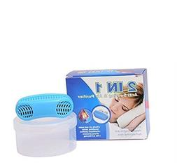 2 IN 1 Anti Snoring&Air Purifier Comfortable sleep to preven