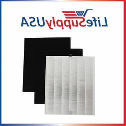 1 HEPA and 2 Carbon Replacement Filter Pack for Coway AP-151