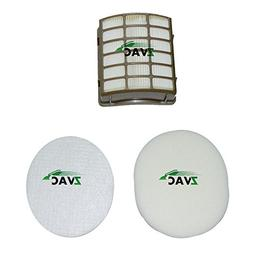 1 Shark Navigator NV80 - 1 Foam and 1 Felt Filter Set HEPA F