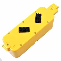 14.4v NICD 2000MAH Replacement Battery for Roomba 400 Series