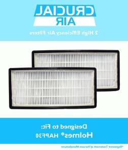 :2-Pack Holmes, HoneyWell, VICKS HEPA Air Cleaner Filter, Co