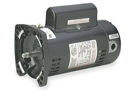 2 hp 2-Speed 48Y Frame 230V Square Flange Pool Motor Century