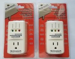2 Lot Pack Voltage Protector Brownout Surge Refrigerat​or