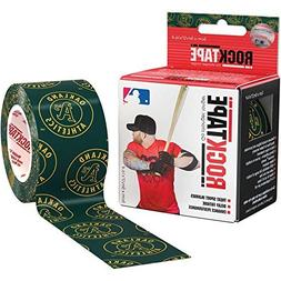 RockTape 2 MLB Active Recovery Kinesiology Tape - Oakland A'