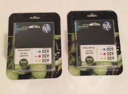 HP Officejet 920 Combo 3 Pack Ink Cartridges Free Shipping