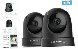 2-Pack Amcrest 4MP UltraHD Indoor WiFi Camera, Security IP C
