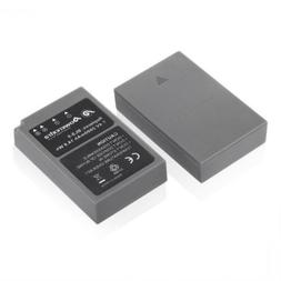 2 pack battery for olympus bls 5