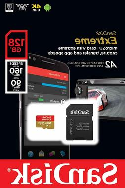 2-pack SanDisk Extreme Plus microSD Card with  Adapter Micro