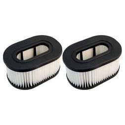 2 Pack Filters Replacement for HOOVER HEPA Vacuum Cleaners P
