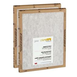 2 pack flat panel furnace filters