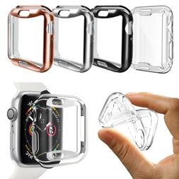 2 Pack For Apple Watch Series 4/5/6/SE 40/44mm Screen Protec