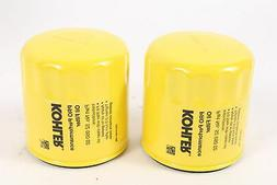 2 Pack Genuine Kohler 52-050-02-S Pro Performance Oil Filter