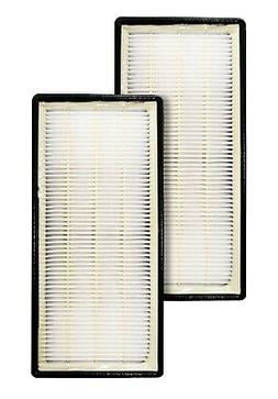 2 Pack Hepa Filter fits Holmes HoneyWell Vicks 16216 HRC1 HA