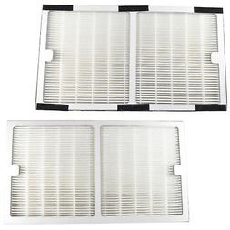 HQRP 2-Pack HEPA Filter for Idylis Type C parts IAF-H-100C/0