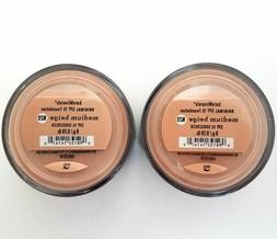 2 Pack of Bareminerals Original Medium Beige Escentuals Foun