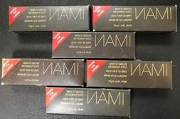 2 Pack of IMAN Second to None Stick Foundation Earth , Free