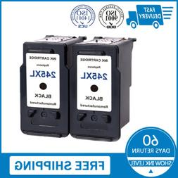 2 Pack PG 245XL Black Ink Cartridges for Canon PIXMA MG2920