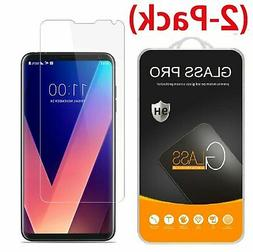 Premium Tempered Glass Screen Protector For LG V30