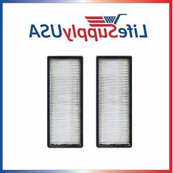 2 Pack Replacement Filter fits Honeywell HEPA Clean Air Puri