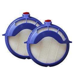 2 Pack Replacement Filters For Dyson DC25 DC25i Vacuum Clean