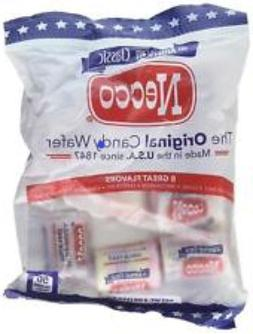 2 PACK NECCO WAFERS BAG 4 OZ EACH BRAND NEW IN BAG 03/2020 R