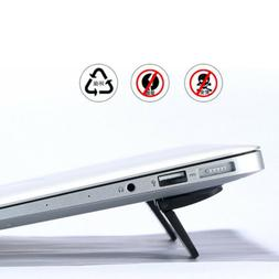 2 packs Laptop Cooling Feet Stand Notebook Heat Reduction Pa