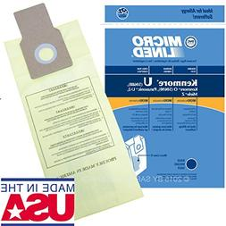 20 Bags for Kenmore Upright Vacuum 5068 50688 50690 Type U O