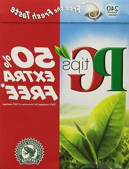Pg Tips 240 Bags 2pk - 480 teabags total.