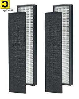 2Pack - True HEPA Replacement Filter for GermGuardian FLT500