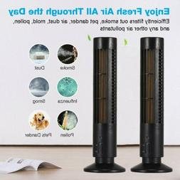 2PACK Air Purifier Cleaner Remove Eliminator Smoke Dust Ioni