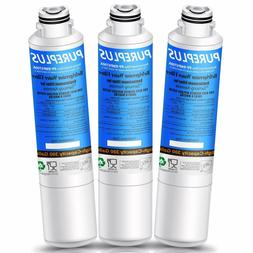 3 Pack PUREPLUS Refrigerator Water Filter Replacement for Sa