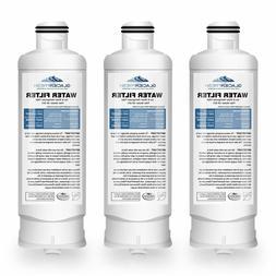 3 Pack Refrigerator Water Filter Replacement for Samsung HAF