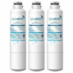 3 Pack Refrigerator water filter Replacement for Samsung HDX