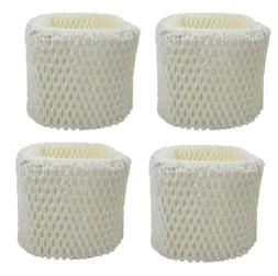 4 Pack Compatible Holmes H62 HWF-62 HWF62 Wick Humidifier Fi