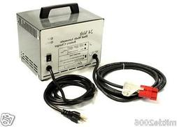Minuteman 957722 Automatic Battery Charger 24 V 12 Amp Floor