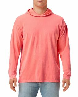 Comfort Colors 4900 - 3 PACK - Garment Dyed Hooded Long Slee