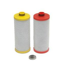 Aquasana Replacement Filter Cartridges for 2-Stage Under Sin