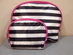 """Caboodles Clutch Cosmetic Bag 8"""" Long x 1"""" Wide x 5.5"""" High"""