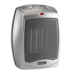 Ceramic Heater with Adjustable Thermostat - 1500W