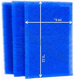 RAYAIR SUPPLY 16x25 Dynamic Air Cleaner Replacement Filter P