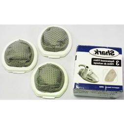 Euro-Pro Shark EP033 Hand Vac Filters - 3 Pack