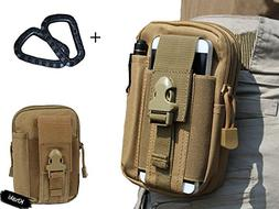 LefRight Nylon Tough Duty Military Tactical Molle EDC Compat