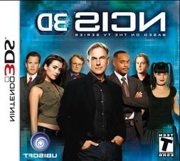 NCIS: Based on the TV Series - Nintendo 3DS