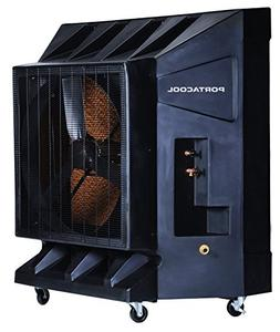 Port A Cool 36 3 Speed 1 2 Hp Belt Drive Evaporative Cooling