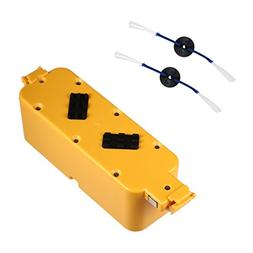 Powerextra 14.4v 3800mAh Battery Compatible with Irobot Room