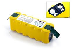 Tenergy 3500mAh Replacement Battery for iRobot Roomba R3 500