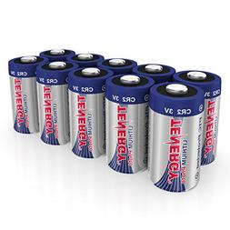 TenergyCR2 3V Lithium Battery Non-RechargeablePTC Protec