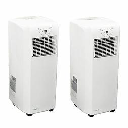 NewAir AC-10100E 10000 BTU 2 Speed 325 Sq Ft Portable Air Co