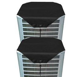 ZMAYI Ac Unit Cover - Conditioner Top Air Conditioner Leaf G