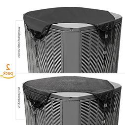 Ac Unit Cover - Conditioner Winter Waterproof Top Air Condit